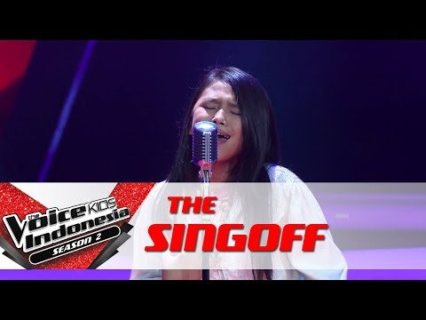 Anneth 'I'd Rather Go Blind' | Sing Off | The Voice Kids Indonesia Season 2 GTV 2017