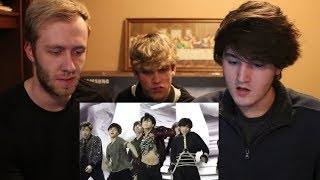 TNG Reacts: BTS - 'FAKE LOVE' (방탄소년단) [Official Music Video]