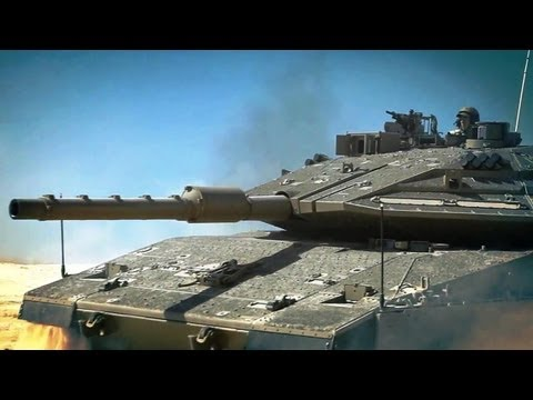 Rafael Advanced Defense Systems - Add On Armor Systems [720p]