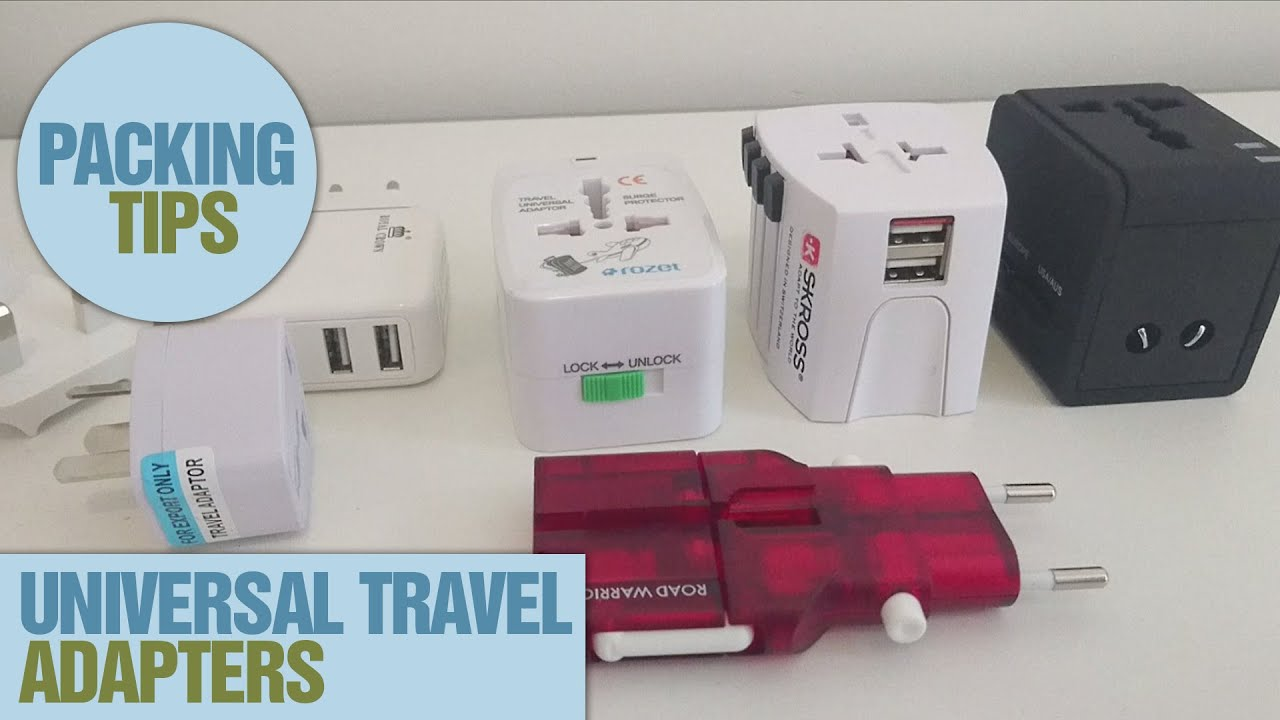 Coles Travel Adaptor Which Universal Travel Adapter To Use
