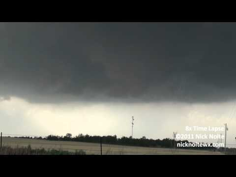 May 23, 2011 - Kingfisher County, Oklahoma Supercell