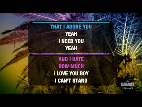 Hate That I Love You in the style of Rihanna feat. Ne-Yo | Karaoke with Lyrics