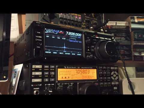 Radio Omdurman Sudan - Yaesu FTDX10
