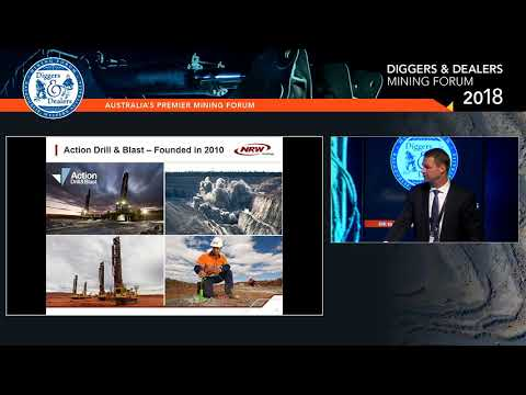 NRW Holdings - Diggers & Dealers Presentation Video 2018