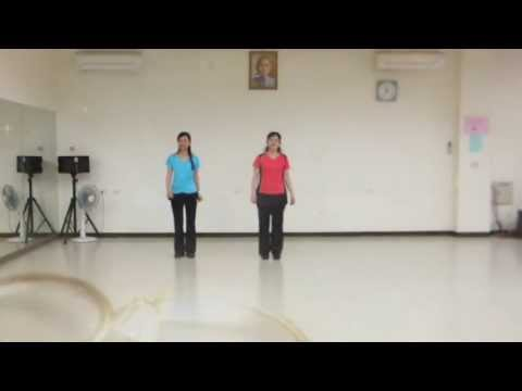 I Could Easily Fall - Line Dance ( Marie Sørensen )