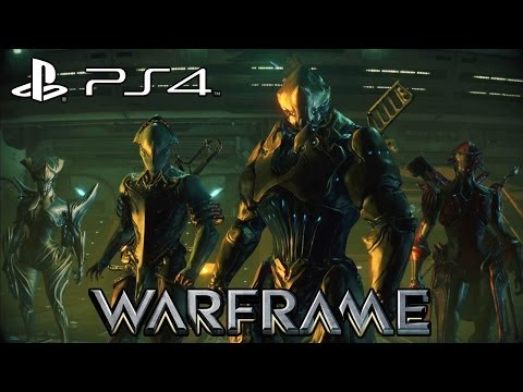 Warframe (PS4) The Prophet Launch Trailer [1440p] TRUE-HD QUALITY