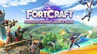 حمل الان لعبة Fortcraft شبيهة لعبة Fortnite لهواتف الاندرويد 2018