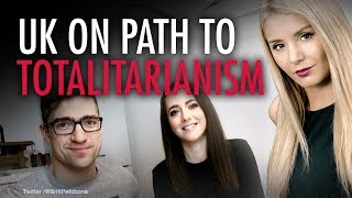 Jack Buckby of TheRebel.media explains that Lauren Southern is actu...