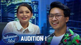 Karena Lagu Untuk Sang Mantan, Kelvin Joshua Dapat Golden Ticket - Indonesian Idol 2021