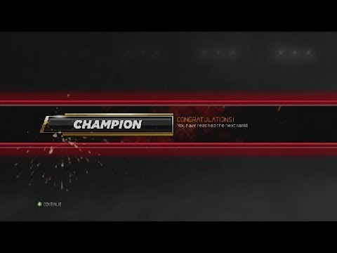 Wwe2k17 Online  Rank Match (Exposing Hackers)  Made It to Champion Rank