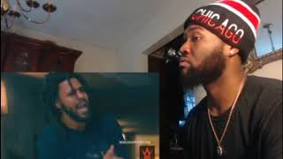 J. Cole Album Of The Year (Freestyle) (WSHH Exclusive - Official Music Video) - REACTION
