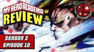 Kirishima X Bakugo 4EVA! | My Hero Academia Season 3 Episode 10 REVIEW | Anime FMK