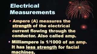 8 cosmetology electricity theory for state board exam