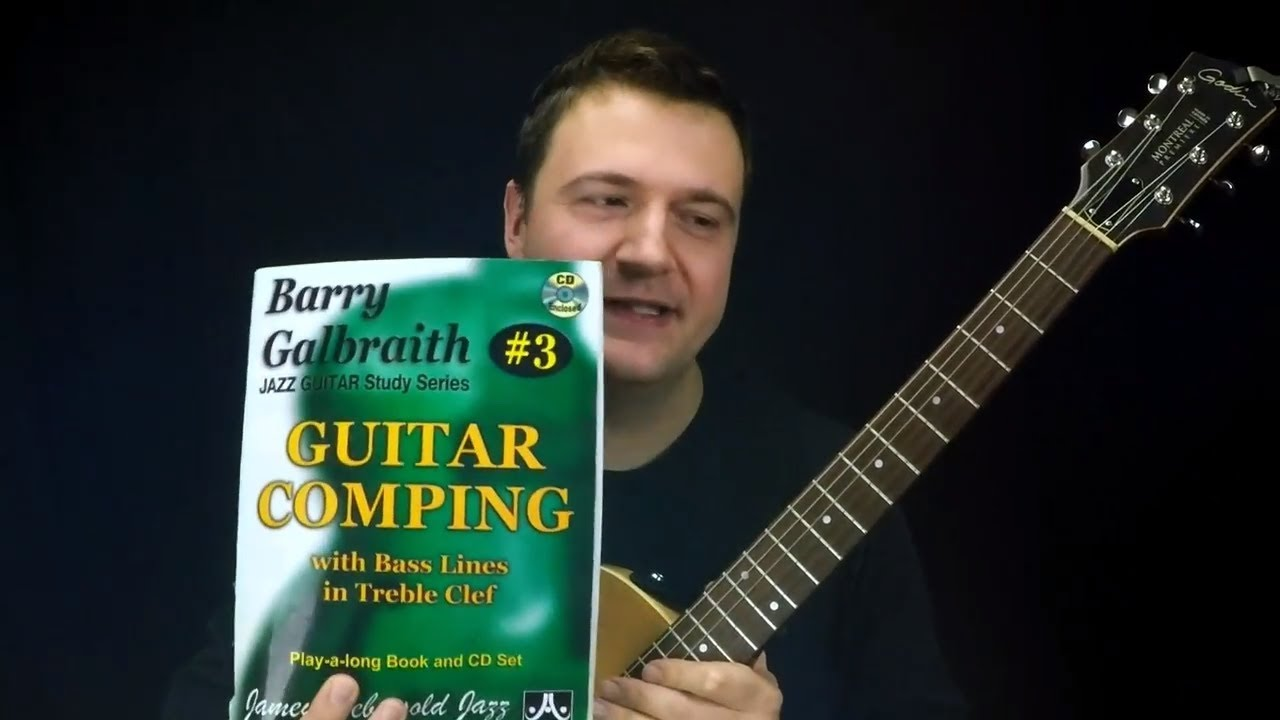 BARRY GALBRAITH GUITAR COMPING PDF