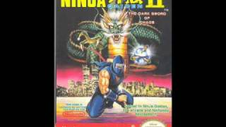Ninja Gaiden 2 Unused Track