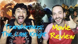 TRANSFORMERS: THE LAST KNIGHT MOVIE REVIEW!!!