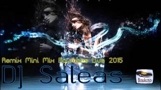 Download Greek Nonstop Mini Mix - Roumbes (DJ SALEAS) | Special Thanks To / Mastersound | DJ BENETOS (2015) MP3 song and Music Video