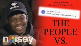 Poundz on Porn, Sliding into DMs & Black Michael   The People vs. Poundz
