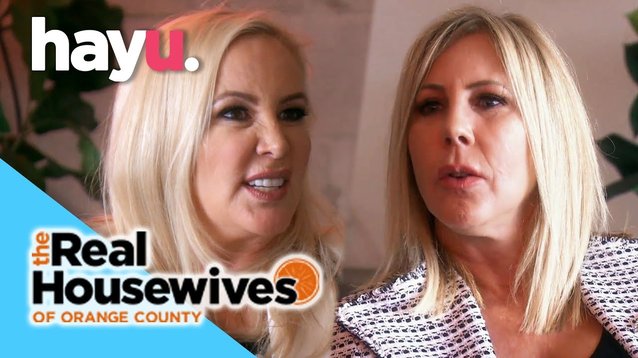Download Vicki & Shannon Discuss Her Ex-Husband's New Girlfriend   Real Housewives of Orange County