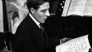 Alfred Cortot plays Liszt: Hungarian Rhapsody No. 2