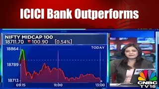 Midcap Index Loses More than 100 pts; ICICI Bank Outperforms | Business Lunch | CNBC TV18
