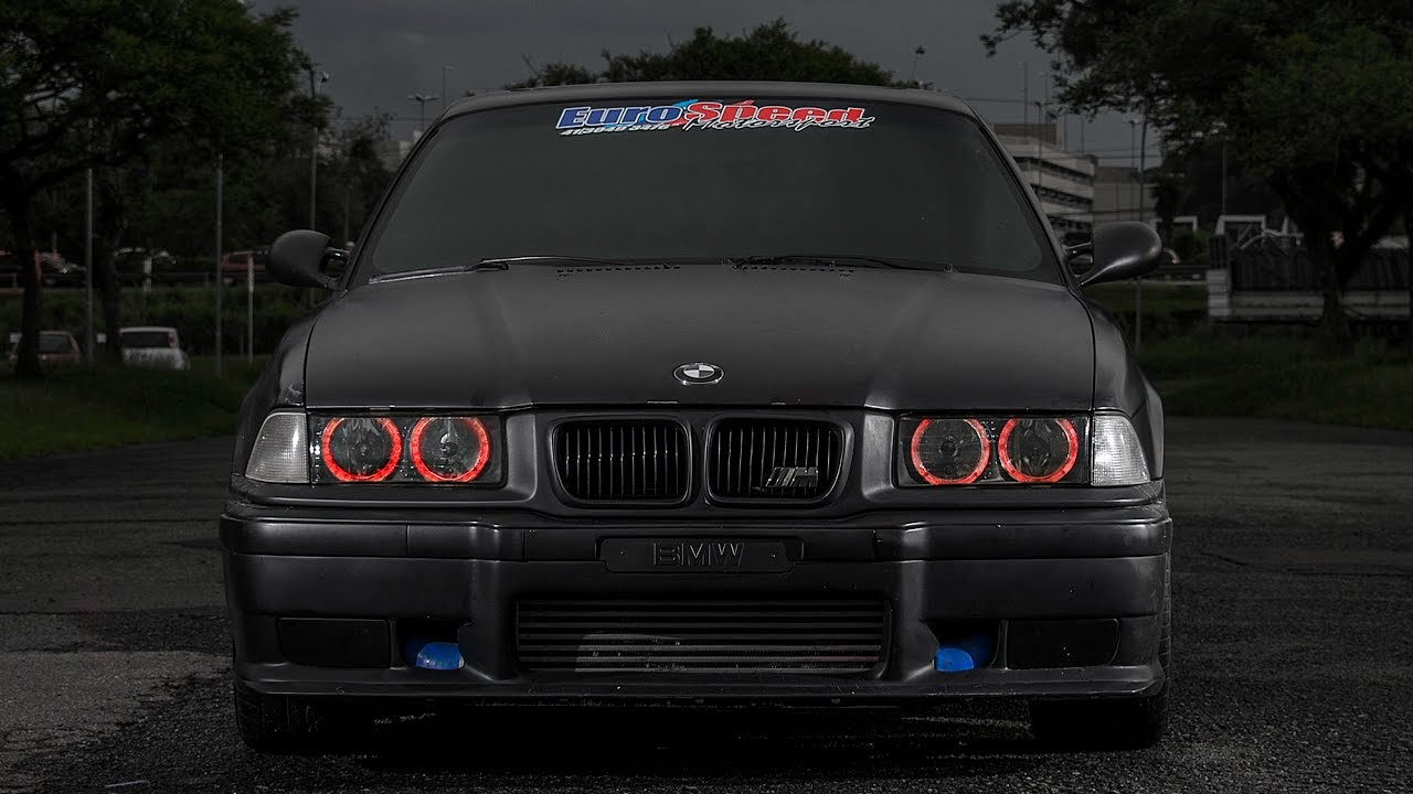 Bmw E46 M3 >> BMW M3 Turbo 980cv - Insano! - YouTube