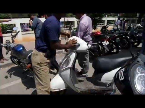 Corrupt Pune RTO officer Kothrud