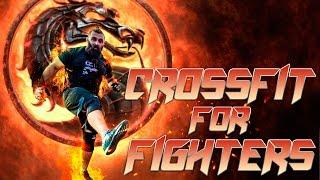CrossFit for fighters. КроссФит для бойцов от Бородача