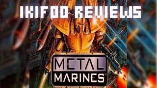 Metal Marines (PC) - An IkiFoo Review