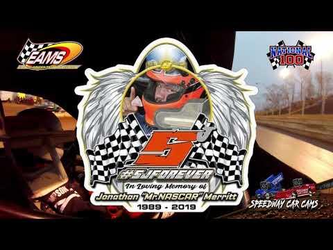 #252 Charley Cowart - JR Hotshots - National 100 - 1-27-19 East Alabama Motor Speedway