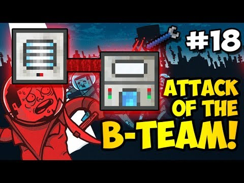 Minecraft: POWER TO THE TOWER - Attack of the B-Team Ep. 18 (HD)