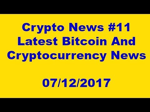 Cryptocurrency new s now