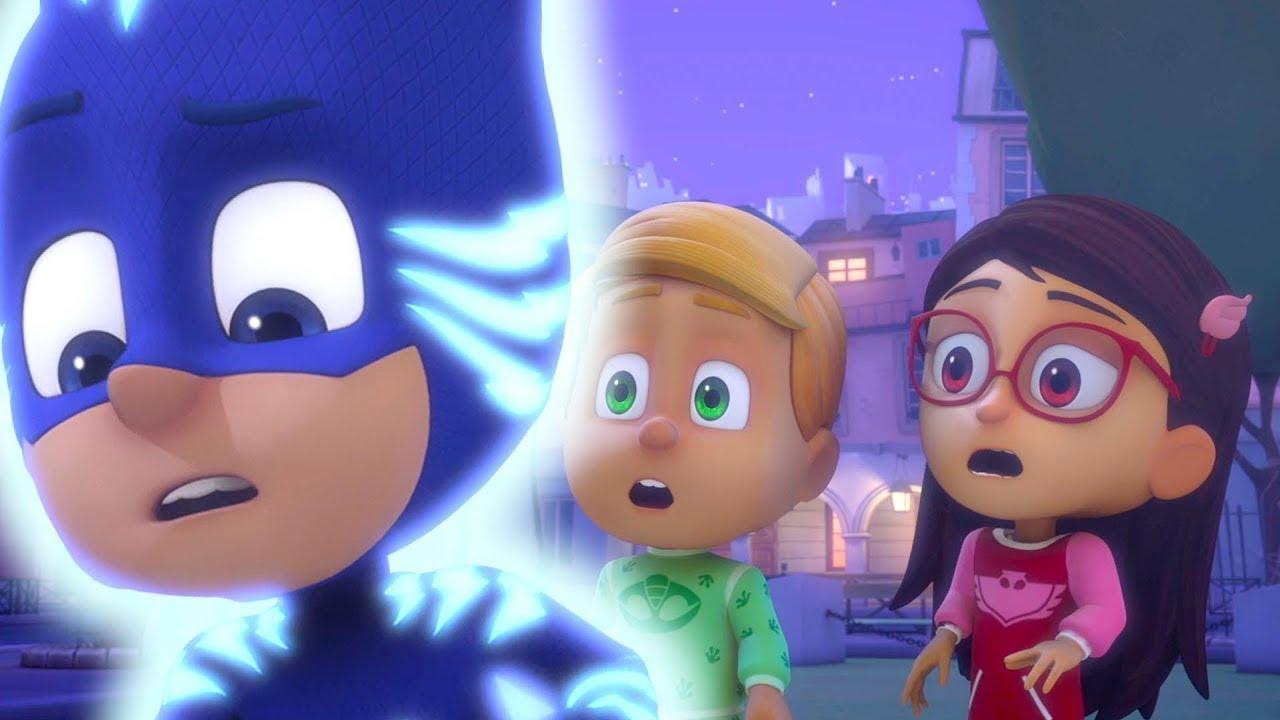 PJ Masks Episodes Season 2 🎭PJ Masks UNMASKED... 🎭1 HOUR   HD 4K   Superhero Cartoons for Kids
