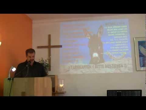 Predigt: Ich schäme mich des EVANGELIUMS nicht mehr!