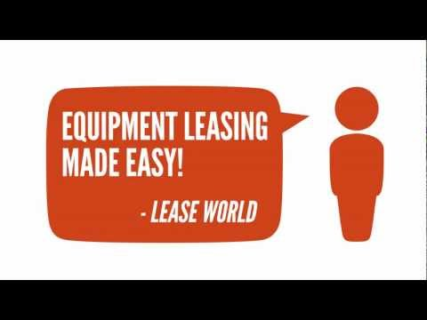 Jocova Financial Equipment Leasing - Why?