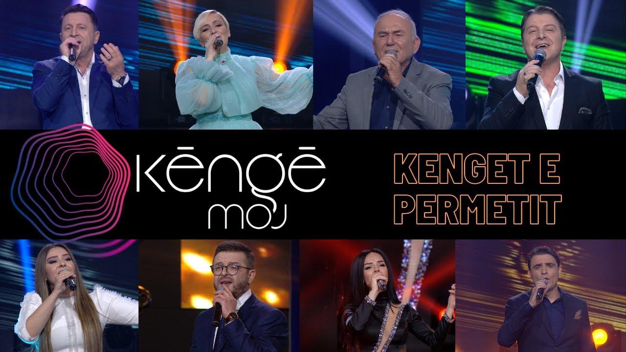 Download KENGE MOJ - Nata Përmetare - 23 Mars 2021 - Show - Vizion Plus
