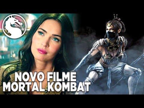 MORTAL KOMBAT FILME - NOVO FILME DO MORTAL KOMBAT