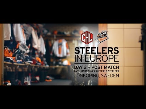 Steelers in Europe - CHL - Day 02 - Hv17 Post Game