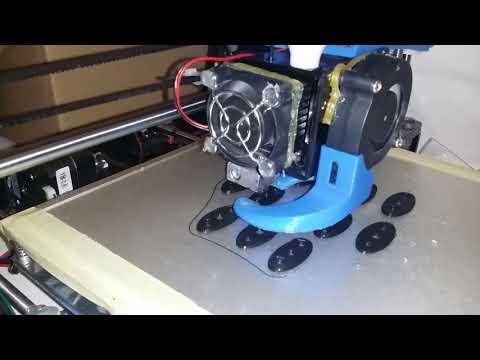 Printing Filament Box Parts 19