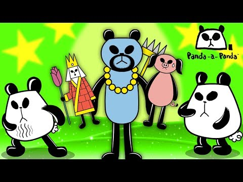 Panda A Panda Change Of Minds | Journey To The West | Panda Videos | Cartoon Shows For Kids