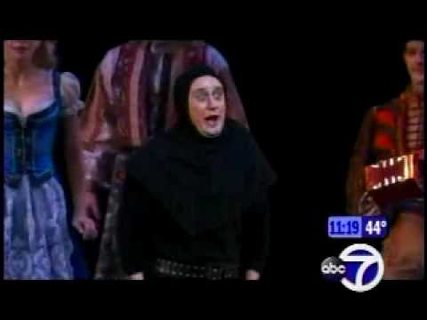 Young Frankenstein the Musical - Review on WABC