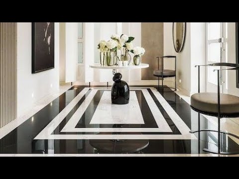150 Modern Floor Tile Designs For Living Rooms And Hallway 2020 - YouTube