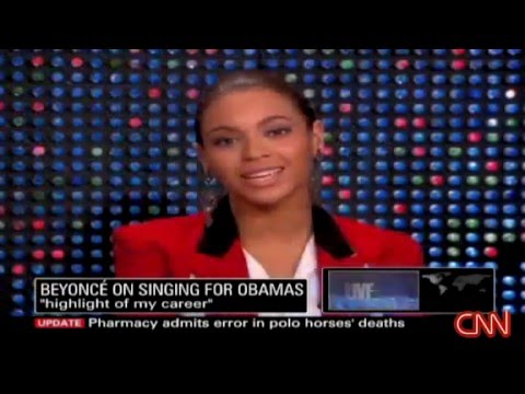 Beyonce Interview on CNN's Larry King Live - An amazing personality!!