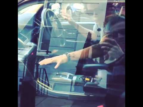Nick Grimshaw caught Harry Styles listening to 'We Can't Stop' in his car