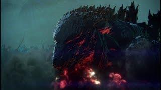 アニメ版ゴジラの姿が!映画『GODZILLA 怪獣惑星』予告編