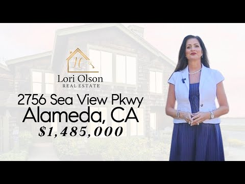 RARE Opportunity in Alameda! 2756 Sea View Pkwy FOR SALE!