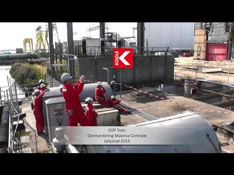 GDF SUEZ energie Flevocentrale Maxima centrale
