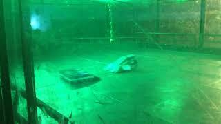 Extreme Robots Chelthenham 2018: Ripper Vs Fenrir