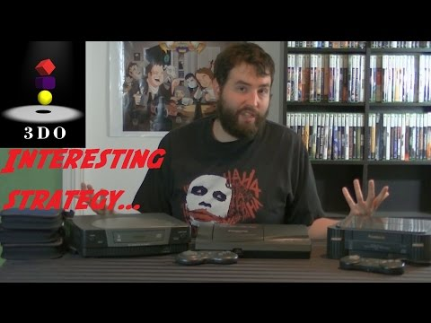 'Panasonic' 3DO - Fifth VideoGame Generation Recap - Adam Koralik