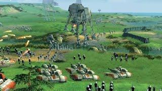 Star Wars:  Empire at War (2006) игры про космос на pc (Нетребовательная стратегия)